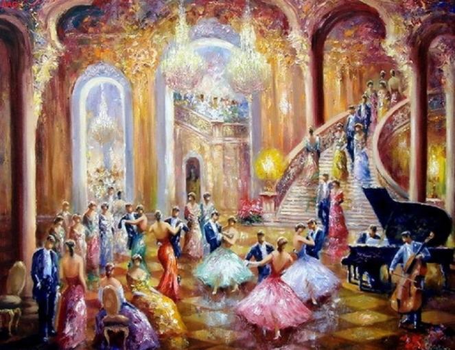 Christian Jereczek este un impresionist minunat. Sa născut în Germania în 1935. j