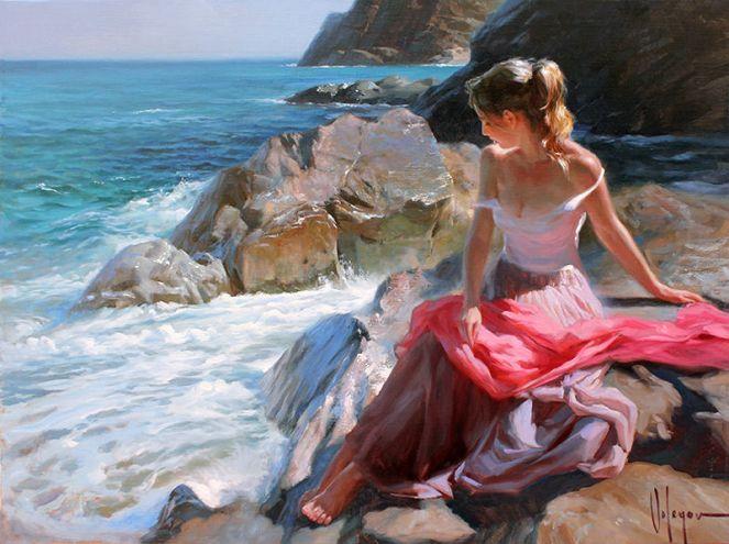 Tacerea ... bucuria sufletului, răspândirea în sentimente ... ... Vladimir Volegov f
