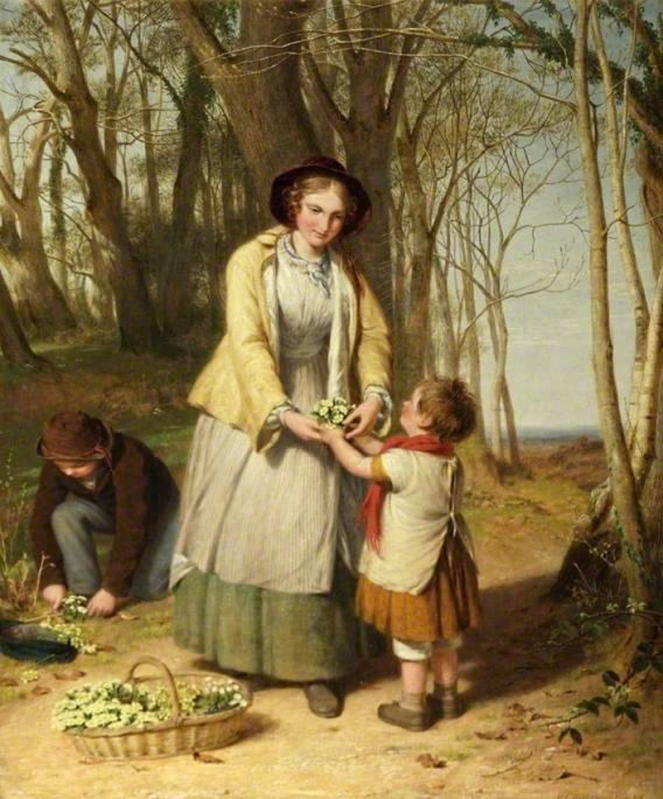 William Frederick Witherington (britanic, 1785-1865) e