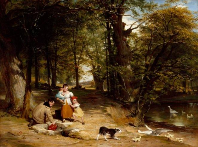 William Frederick Witherington (britanic, 1785-1865) t