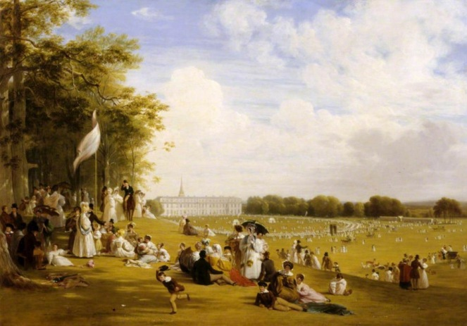 William Frederick Witherington (britanic, 1785-1865) u