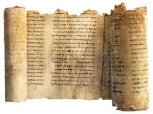 Fragment din Cartea lui Enoh