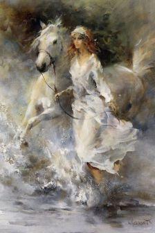 Calul meu alb