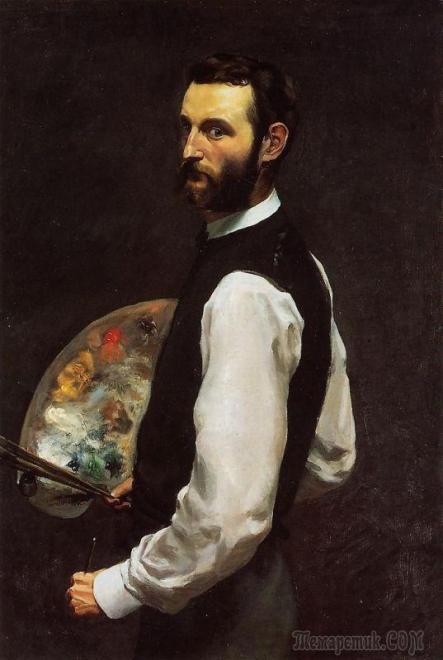 Această imagine are atributul alt gol; numele fișierului este pictorul-impresionist-francez-frederic-basil-s-a-nascut-la-6-decembrie-1841.jpg