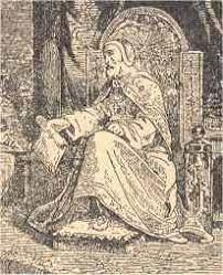 San Siricio, Papa