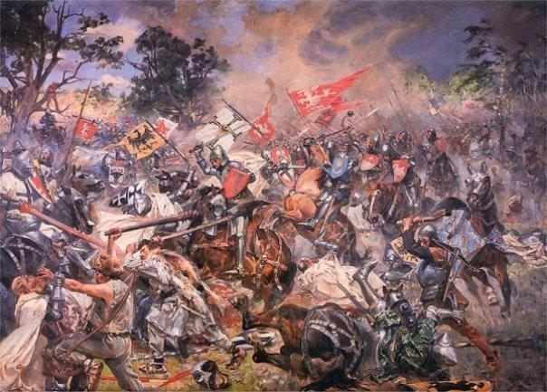 Batalia de la Grunwald – History & Guns